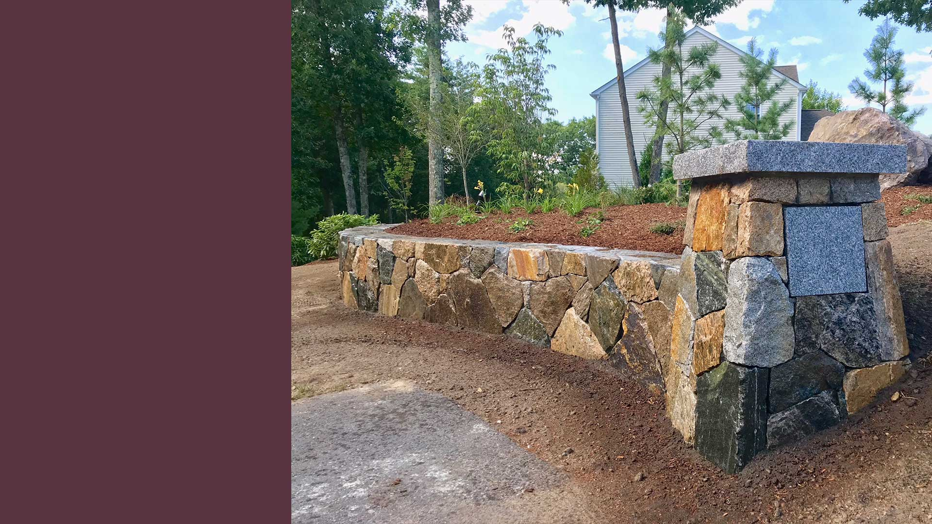 Lyon Landscape Nursery, Inc. Construction, Landscaping and Masonry Restoration slide 3